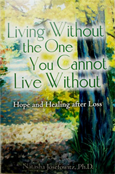 Living Without the One You Cannot Live Without - Book Cover